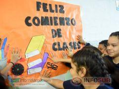 Mendoza dio inicio al ciclo lectivo 2020